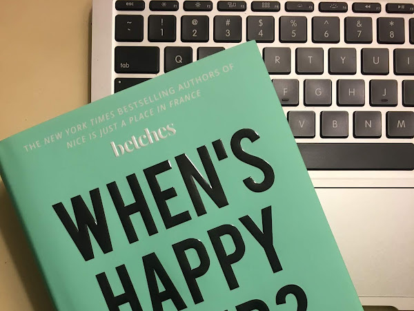 Book Review Wednesday: When's Happy Hour