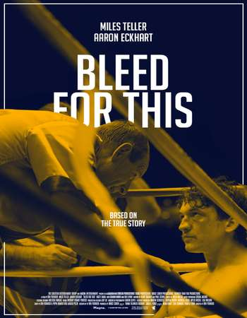 Bleed for This 2016 Full English Movie BRRip Download