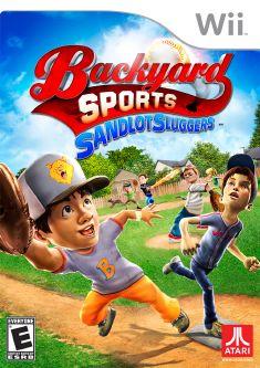 Backyard Sports Sandlot Sluggers - Download Game Nintendo