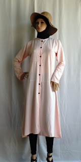 Gamis Pinky Midi Dress GKM4705
