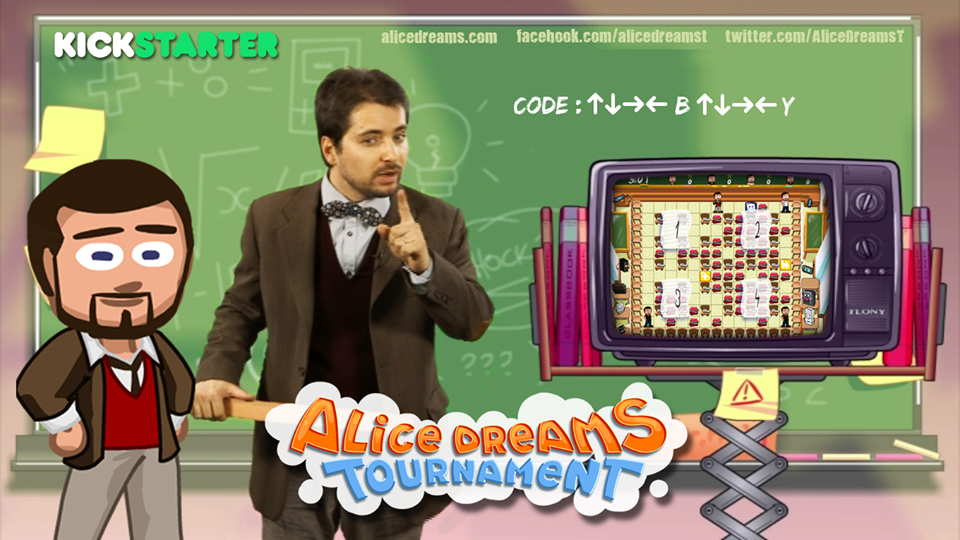 Calendrier de l'Avent Alice Dreams Tournament Ad2