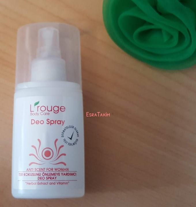 Benim Propam L'Rouge Body Care Deo Spray