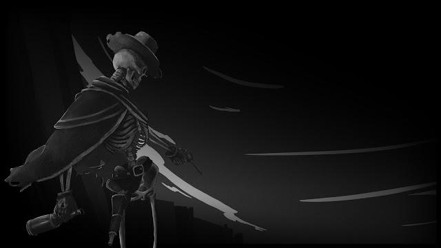 Steam Siyah Karanlik Arkaplan Resimleri 1