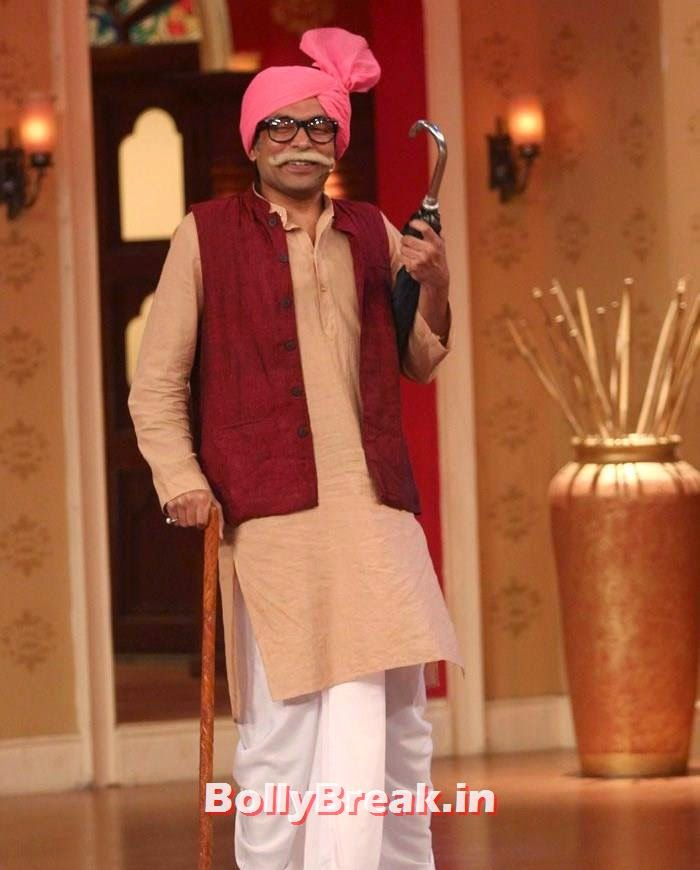 , Exclusive Pics - Sunil Grover back in Comedy Nights? Guthi returns back to Kapil Show