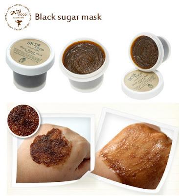 Skin Food Black Sugar Mask Review
