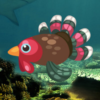 WowEscape Turkey Fish Escape