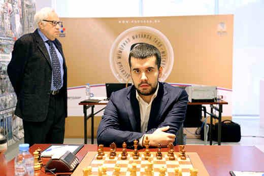 Ian Nepomniachtchi remporte le tournoi en l'honneur du champion du monde d'échecs Mikhaïl Tal - Photo © site officiel