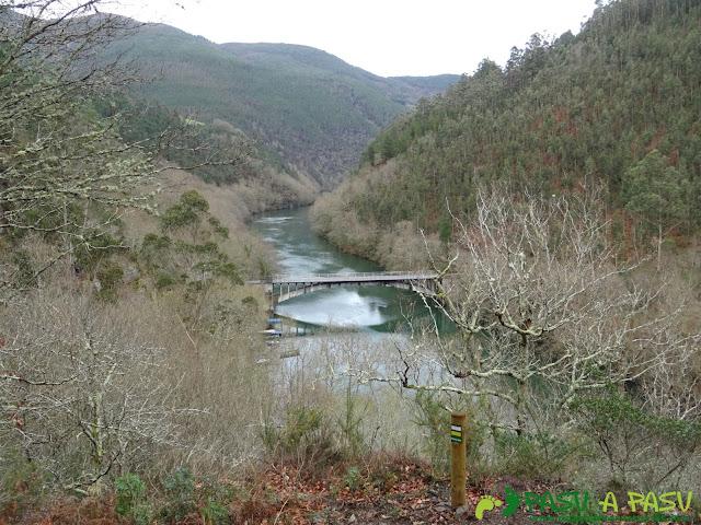 Vista del Puente de Castrillón