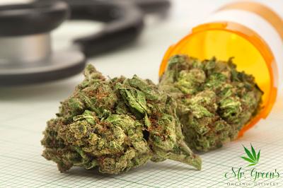 Los Angeles medical cannabis delivery service