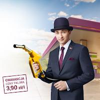 Zwrot za tankowanie paliwa - konto firmowe w Alior Banku