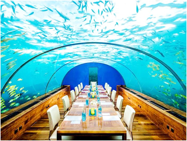 Ithaa Maldives