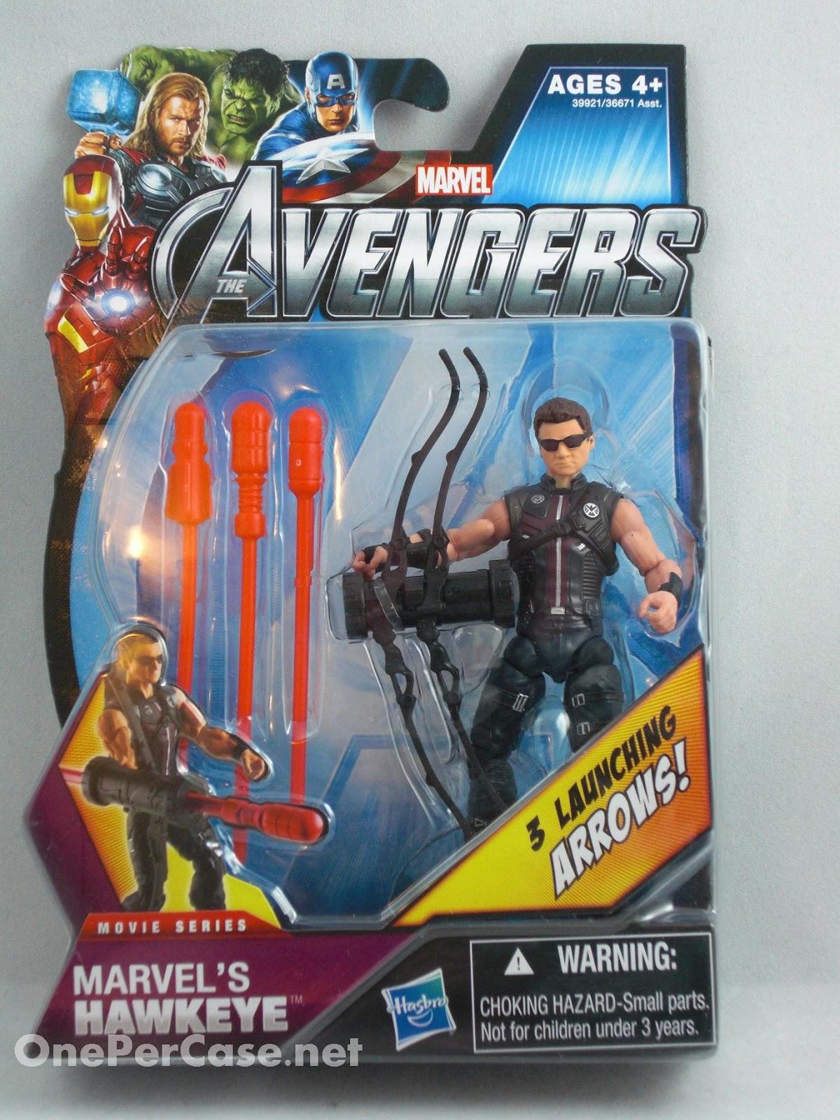 The Avengers: The Avengers Movie Series Hawkeye