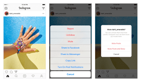 Instagram Mute Feature: Hide Friends Posts Without Unfollowing Them