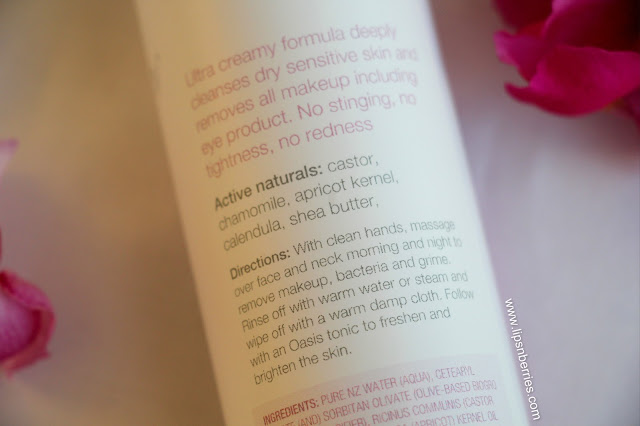 Oasis cleanser review