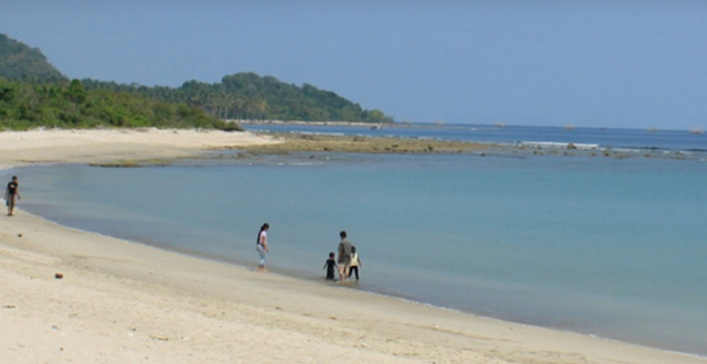 Surfing recommendations at Tanjung Lesung Indonesia