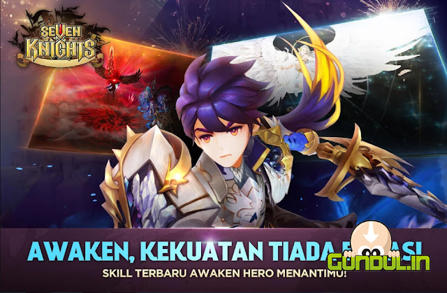 Seven Knights Versi 2.2.20 APK MOD