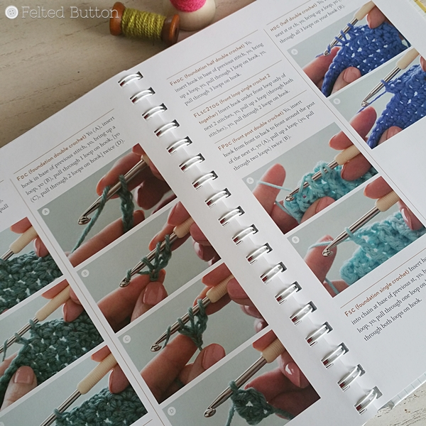 Design Your Own Crochet Projects Book by Sara Delaney (Review and Giveaway by Felted Button)