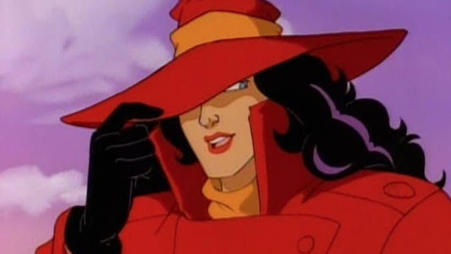 Camen Sandiego Netflix