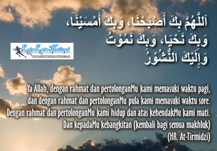 Kata Kata Motivasi Doa Indah Di Waktu Malam Hari