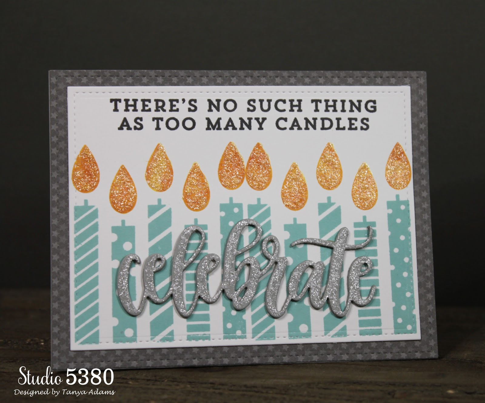 Studio 5380 Too Many Candles