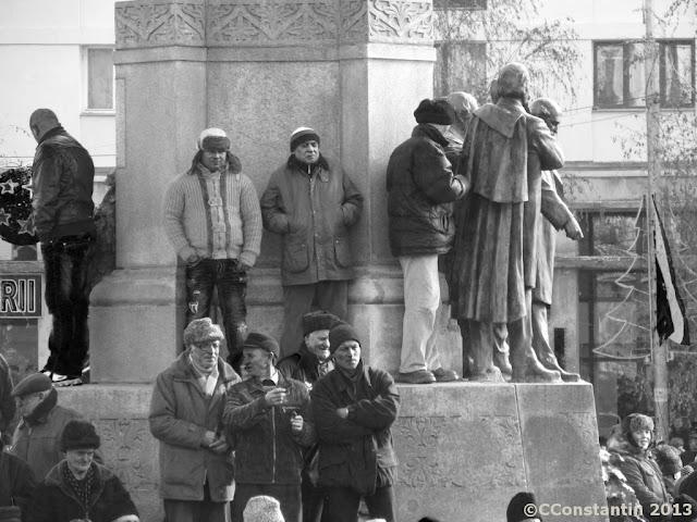 Iasi - Piata Unirii - blog FOTO-IDEEA