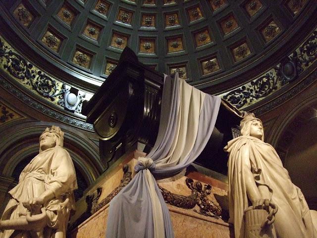 Visita à Catedral Metropolitana de Buenos Aires