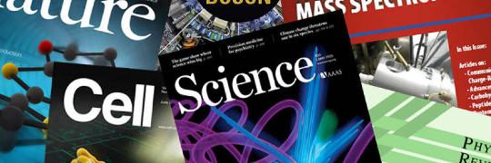 Portadas de revistas cientificas