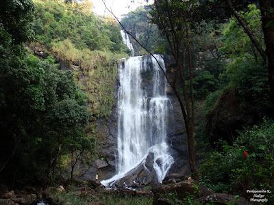 Hebbe Falls Amazing Waterfalls In Bangalore