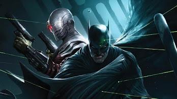 Batman and Deathstroke, 4K, #4.2123