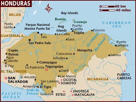 Honduras Facts In Hindi