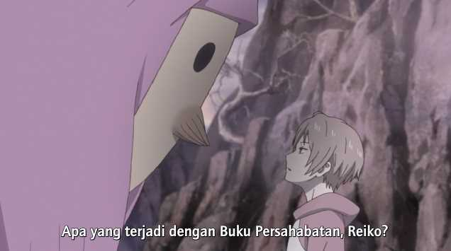 Natsume Yuujinchou Go Subtitle Indonesia Episode 06