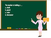 Soal Noun (Kata Benda), Soal Online Bahasa Inggris