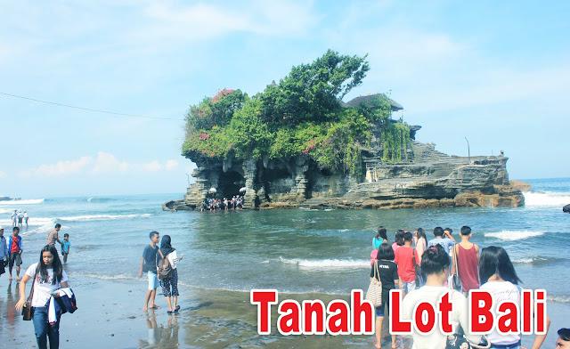 Wisata Dewata Bali, Tanah Lot
