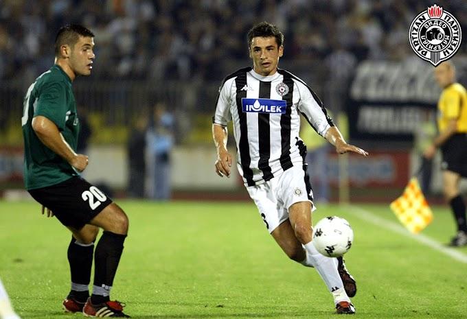 Bio je član reprezentacije, tri godine proveo u Partizanu i nosio dva broja!