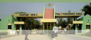 RUGIPO HND (FT/PT), ND(PT), Pre ND and PGD Admission 2016/2017 Announced