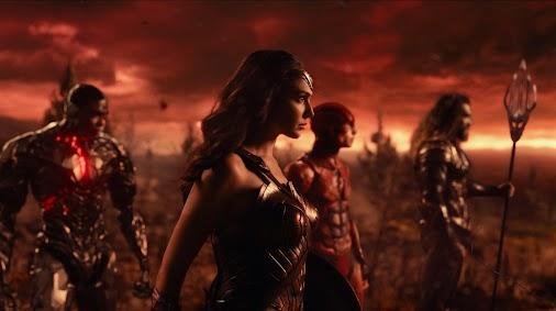 Review: 'Justice League' reassembles itself.