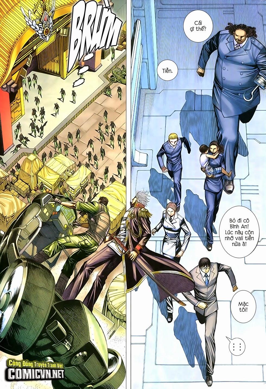Đại Quân Phiệt chap 29 trang 7