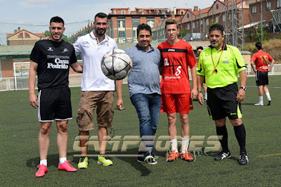 Maratón de Fútbol-7 de Aranjuez