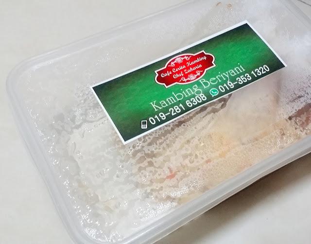 Nasi baryani shah alam terbaik