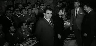 Tigran Petrosian en Madrid en 1971