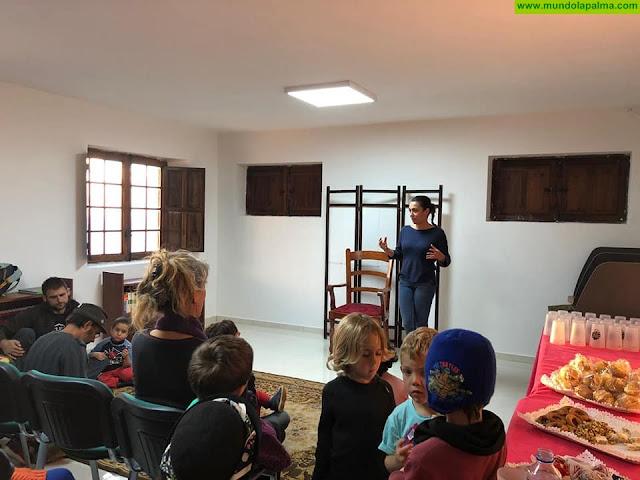 Garafía reabre la Biblioteca Municipal Anselmo Pérez de Brito