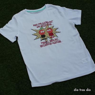 Camiseta Troncho y Poncho