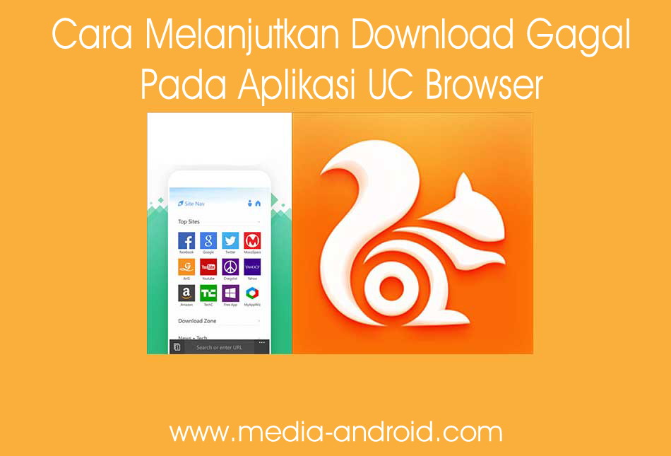 Download Gagal Pada UC Browser