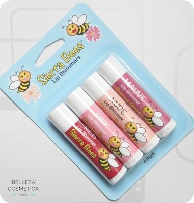 Sierra bees brillos labios
