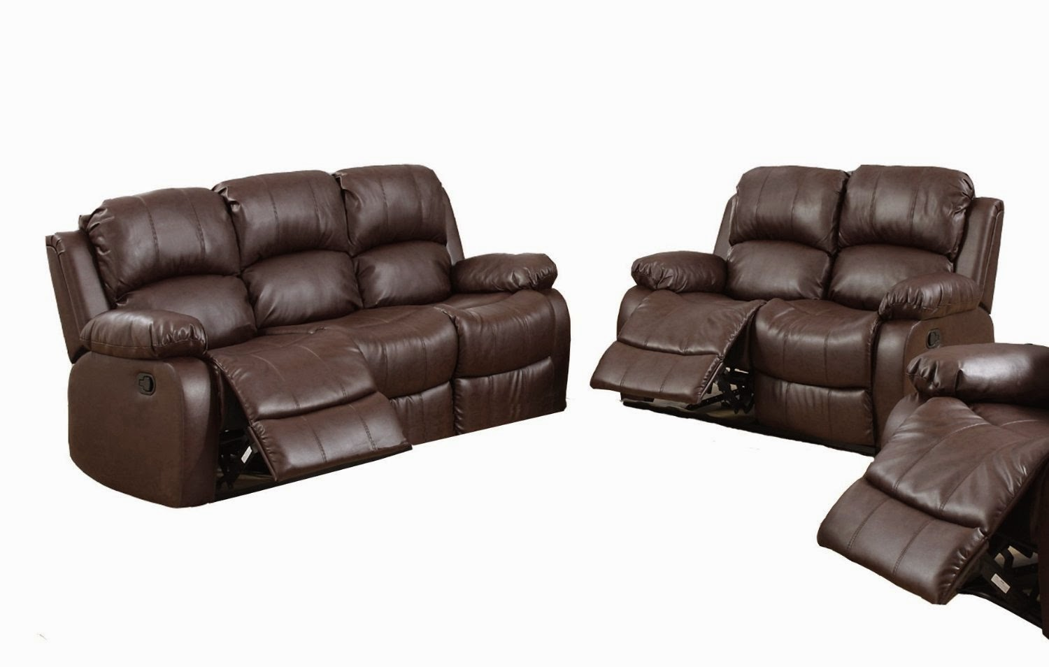 Reclining Loveseat Sale Reclining Sofa Loveseat Set