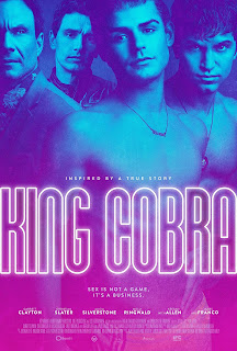King Cobra - Poster & Trailer
