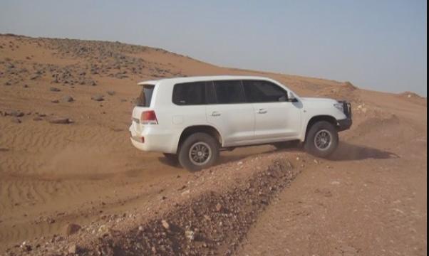 سعودي استدرج زوجته الحامل إلى الصحراء وقتلها بطريقة مروعة وقتلها بطريقة شنيعة جدا لا يصدقها إنسان