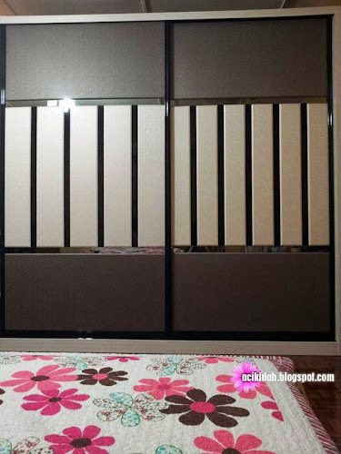Beli Wardrobe Di Home Renovation Expo, Pengalaman Buruk
