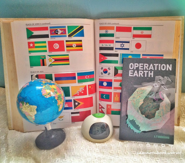Operation Earth (Project Ark #2) by L. T. Gibbons Book Review