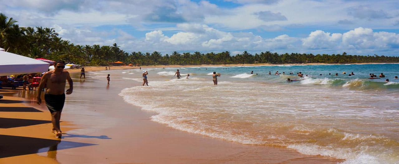 Praia Taipú de Fora